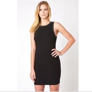 LIKELY**Black studded Manhattan Dress**US 0 $198